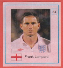 England Frank Lampard Chelsea